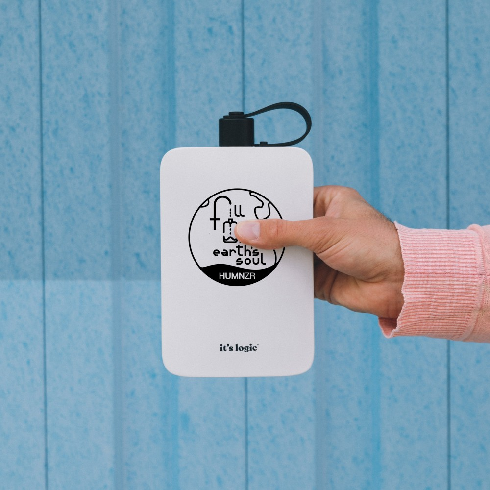 Eco Friendly Stainless Steel Water Bottle HUMNZR