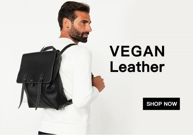 Vegan Leather HUMNZR Collection