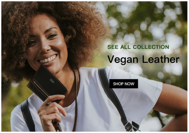 Vegan Leather HUMNZR Collection