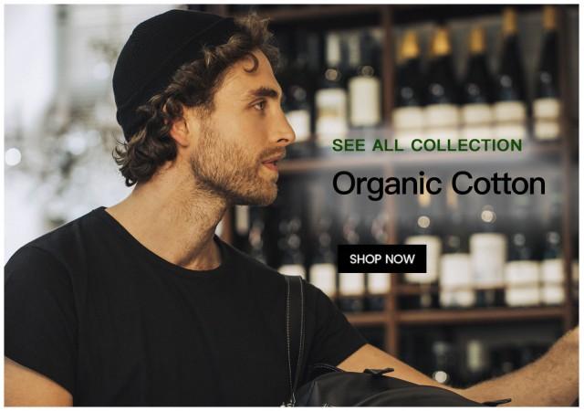 Organic Cotton HUMNZR Collection