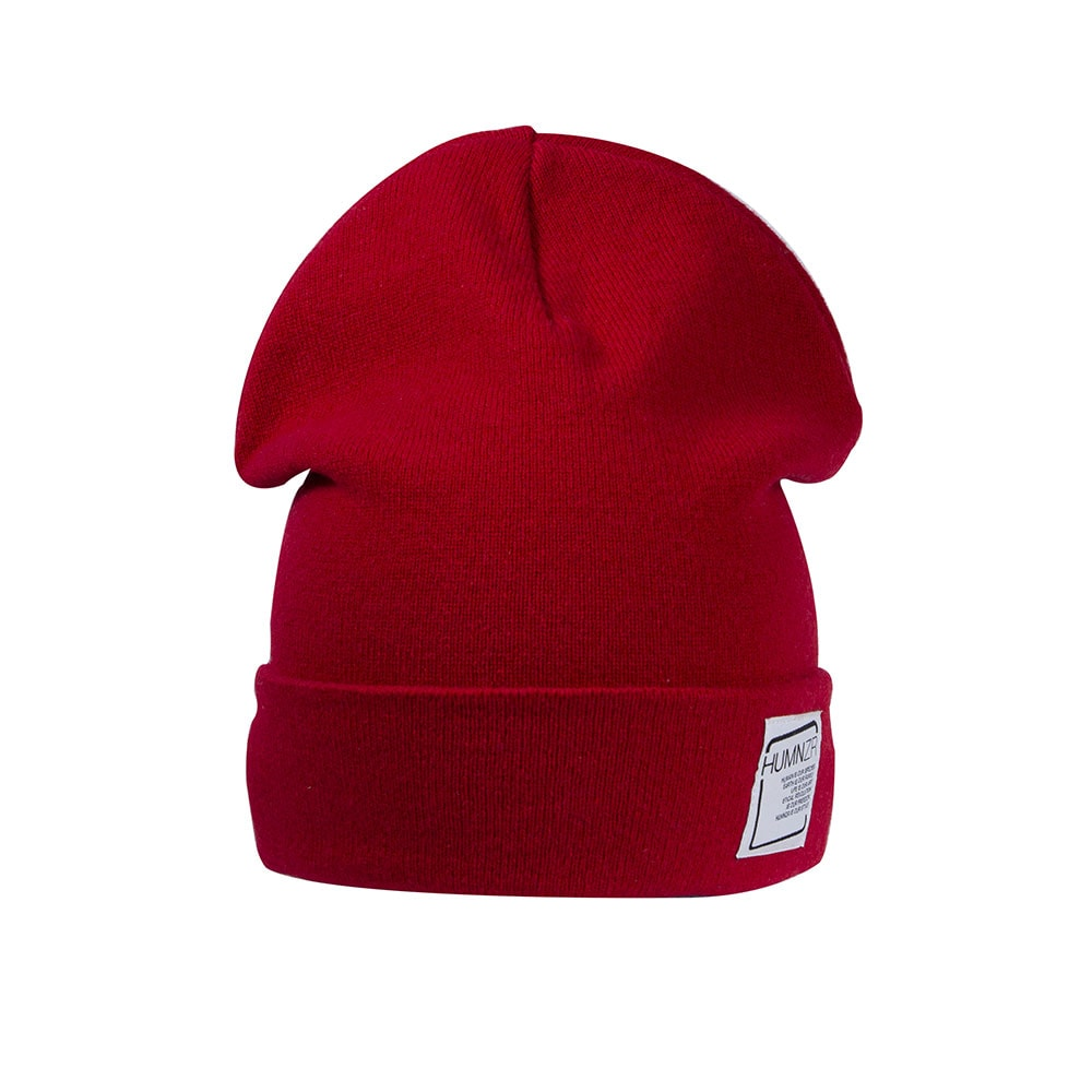 Recycled Cashmere Beanie Hat Berlin
