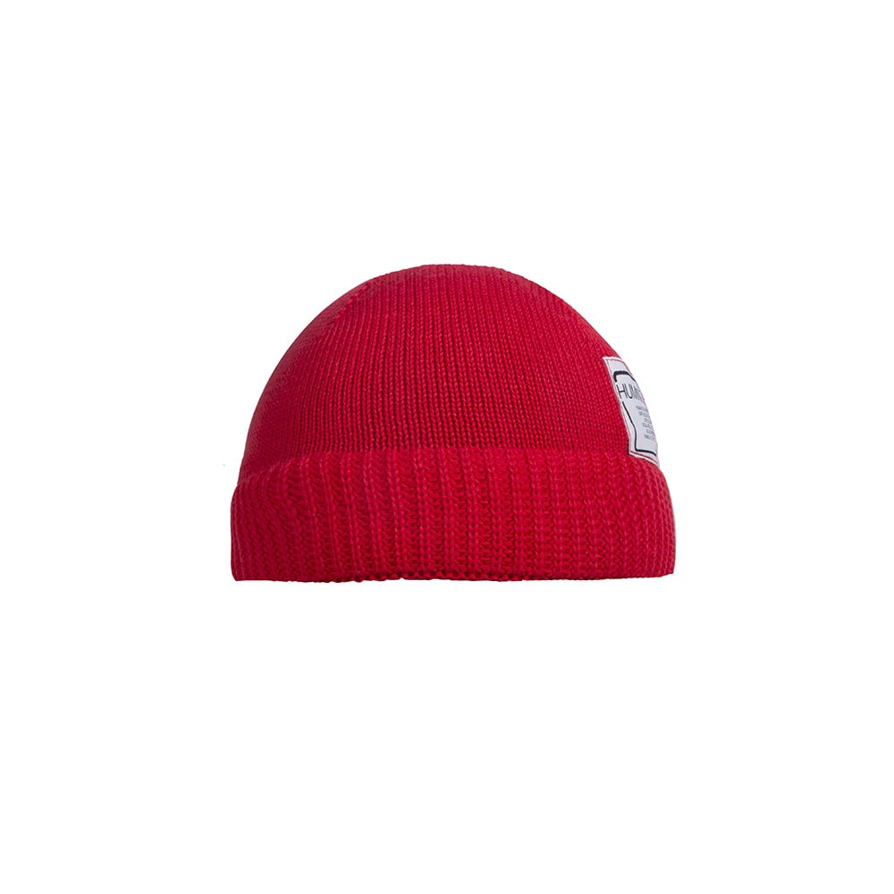 Organic Cotton Beanie Hat Rio