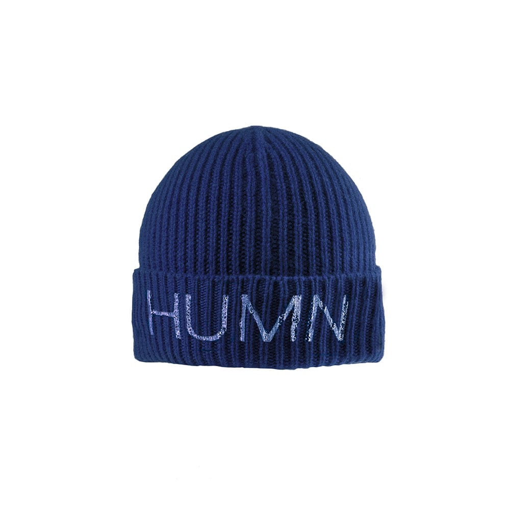 Recycled Cashmere Beanie Hat Stockholm Plus