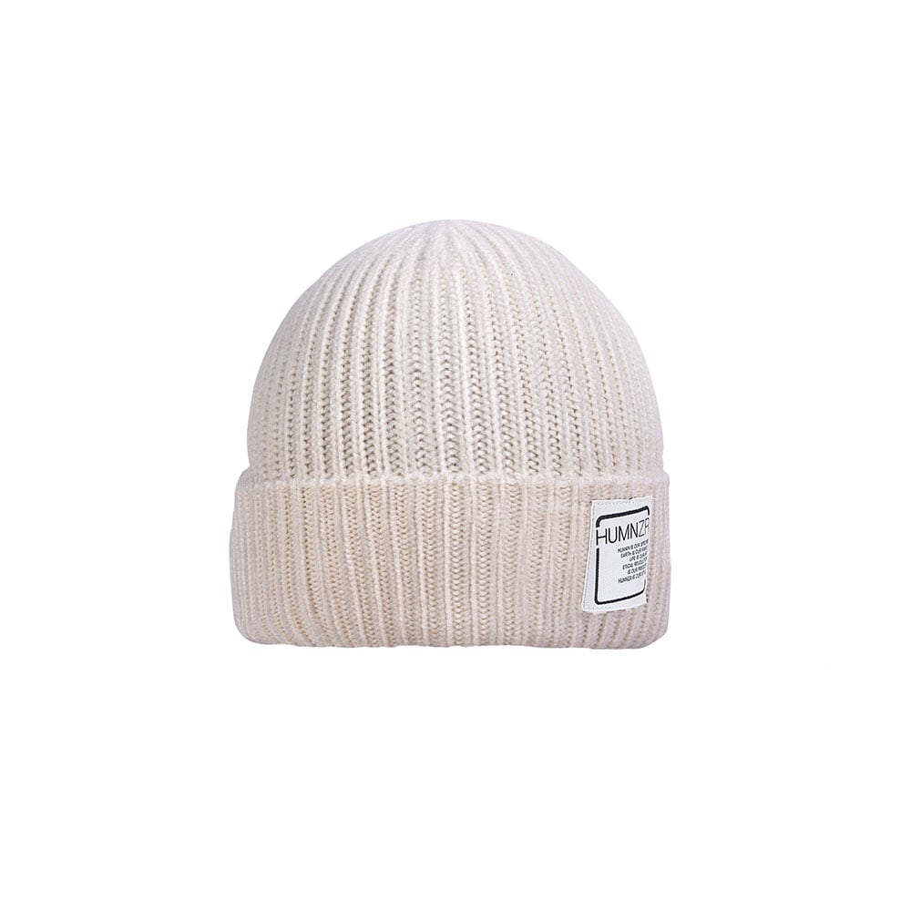 Recycled Cashmere Beanie Hat Stockholm