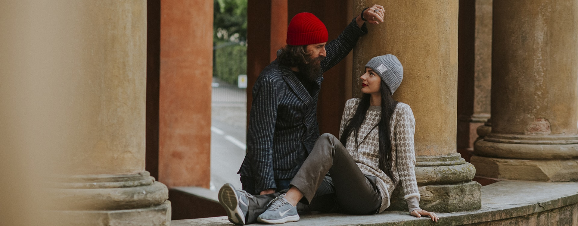 Recycled Cashmere Beanies